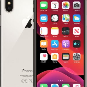 Apple iPhone X refurbished door Renewd - 64GB - Zilver