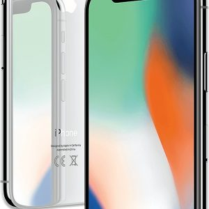 Forza Refurbished Apple iPhone X 64GB Silver | C grade | Zichtbaar gebuikt | Incl. 2 jaar garantie