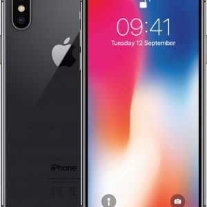 Forza Refurbished Apple iPhone X 64GB Space Grey | Licht gebruikt | B grade | Incl. Twee jaar Garantie