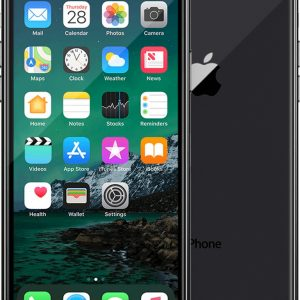 iPhone X | 64 | Space Gray | Goed | leapp