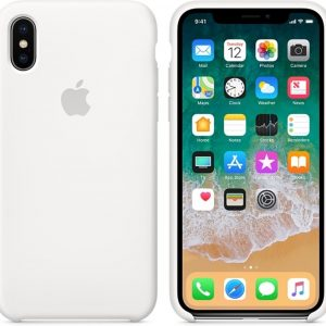Apple Wit Silicone Case iPhone X