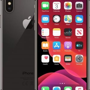 Apple iPhone X refurbished door Renewd - 256GB - Spacegrijs