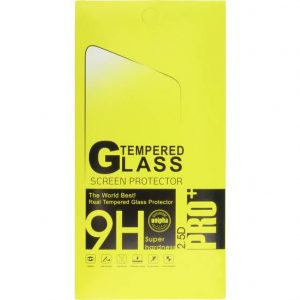 Glas iPhone X / Xs / 11 Pro Screenprotector (glas) 1 stuk(s)