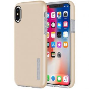 Incipio DualPro Case Apple iPhone X, iPhone XS Champagne