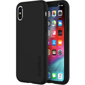 Incipio DualPro Case Apple iPhone X, iPhone XS Zwart