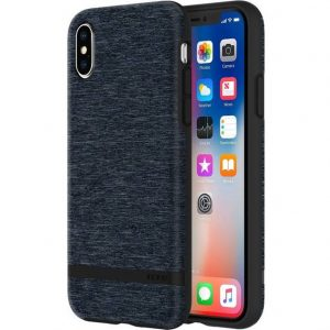 Incipio Esquire Series Carnaby Case Apple iPhone X, iPhone XS Blauw