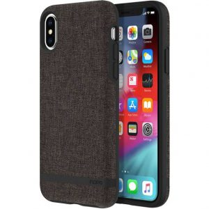 Incipio Esquire Series Carnaby Case Apple iPhone X, iPhone XS Grijs