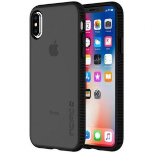 Incipio Octane Case Apple iPhone X, iPhone XS Zwart