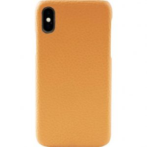 JT Berlin Kreuzberg Backcover Apple iPhone X, iPhone XS Oranje