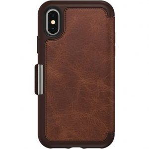 Otterbox Strada Backcover Apple iPhone X, iPhone XS Espresso