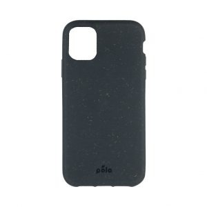 Pela Eco Friendly iPhone X/Xs Back Cover Zwart