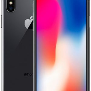 Refurbished iPhone X | 64GB | Spacegrijs