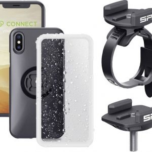 SP Connect SP BIKE BUNDLE IPHONE X Smartphone-stuurhouder Zwart