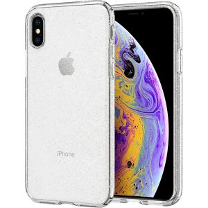Spigen Liquid Crystal Glitter Apple iPhone Xs/X Back Cover