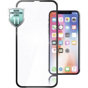 Hama 3D-Full-Screen-Protection Screenprotector (glas) Geschikt voor: Apple iPhone 11 Pro, Apple iPhone XS, Apple iPhone X 1 stuk(s)