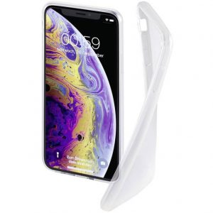 Hama Crystal Clear Backcover Apple iPhone X, iPhone XS Transparant