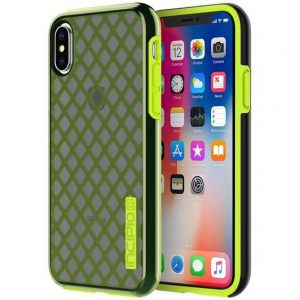 Incipio DualPro Sport Case Apple iPhone X, iPhone XS Smoke