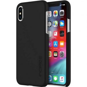 Incipio Feather Case Apple iPhone X, iPhone XS Zwart