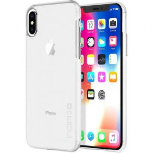 Incipio Feather Pure Case Apple iPhone X, iPhone XS Transparant