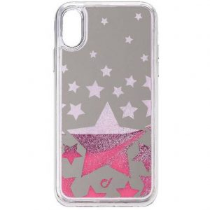 Cellularline STARDUSTSTARIPH8X Backcover Apple iPhone X, iPhone XS 4-kleurig