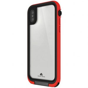 Hama 360° HERO Outdoor telefoonhoes Apple iPhone X Rood