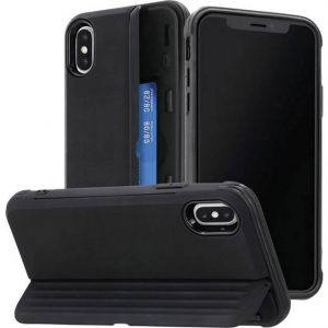 Hama Rugged Backcover Apple iPhone X, iPhone XS Zwart