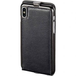 Hama Smart Case Case Apple iPhone X, iPhone XS Zwart