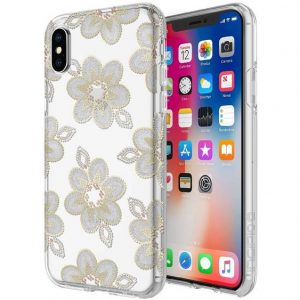 Incipio Design Series Classic Case Apple iPhone X, iPhone XS Bloemen