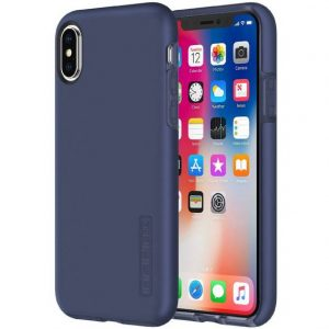 Incipio DualPro Case Apple iPhone X, iPhone XS Midnight blauw