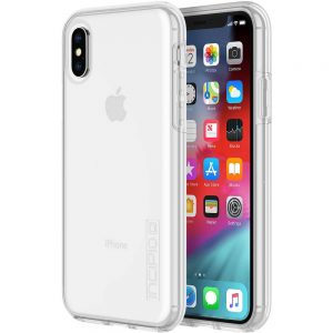 Incipio DualPro Case Apple iPhone X, iPhone XS Transparant