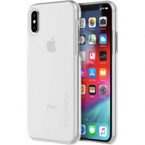 Incipio Feather Case Apple iPhone X, iPhone XS Transparant