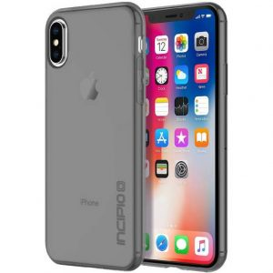 Incipio NGP Pure Case Apple iPhone X, iPhone XS Smoke
