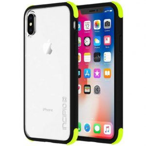 Incipio Sport Series Reprieve Case Apple iPhone X, iPhone XS Zwart