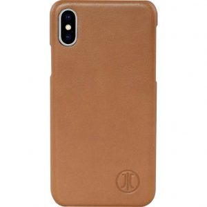 JT Berlin Kreuzberg Backcover Apple iPhone X, iPhone XS Cognac
