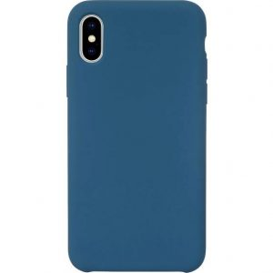 JT Berlin Steglitz Silicon Case Apple iPhone X, iPhone XS Blauw