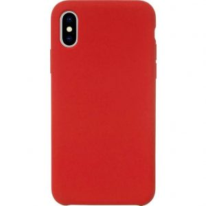 JT Berlin Steglitz Silicon Case Apple iPhone X, iPhone XS Rood