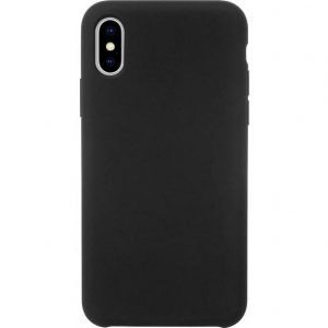 JT Berlin Steglitz Silicon Case Apple iPhone X, iPhone XS Zwart