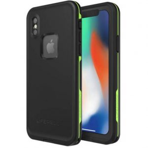 LifeProof Fre Outdoor telefoonhoes Apple iPhone X Zwart
