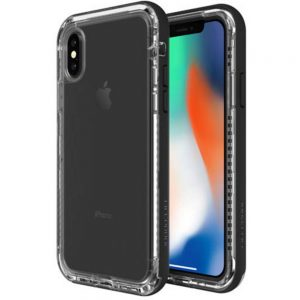 LifeProof Next Outdoor telefoonhoes Apple iPhone X Zwart