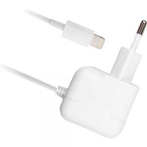 ewent by Eminent EW1213 iPad/iPhone/iPod oplader Thuis Uitgangsstroom (max.) 2100 mA 1 x Apple dock-stekker Lightning