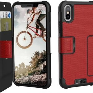 uag Metropolis Case Apple iPhone X, iPhone XS Rood