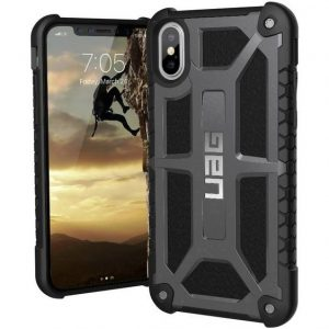 uag Monarch Case Apple iPhone X, iPhone XS Grafiet